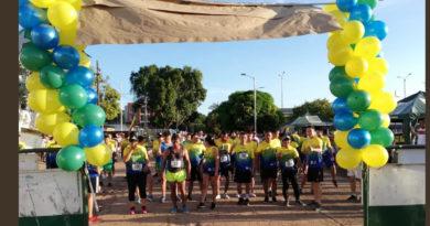 Los soldados de la Brigada 28 en Puerto Carreño, Vichada, le madrugaron al Domingo De Deporte